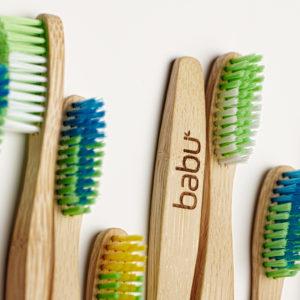Escovas de dentes Bambu – adulto
