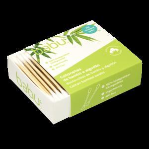 Cotonetes de Bamboo
