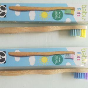 Escovas de dentes Bambu – criança